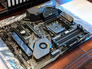 ASUS AM4 TUF Gaming X570 Motherboard