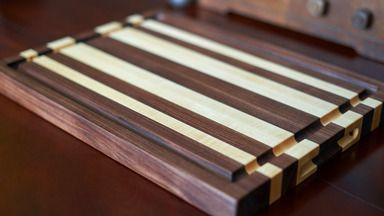 Make an Edge Grain Cutting Board