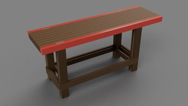 Roubo workbench build.