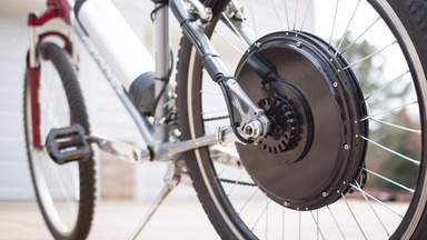 Installing an Electric Bike (e-Bike) Conversion Kit